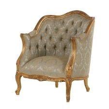 Gilt Leaf Furniture Range - Library Chair