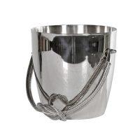 Metal Rope Handle Wine Cooler