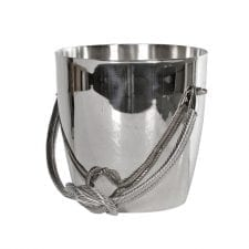 Metal Rope Handle Wine Cooler