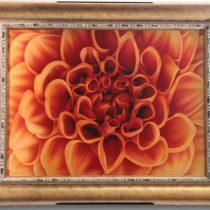 Joanne Shaw Tangerine Dream Framed Original