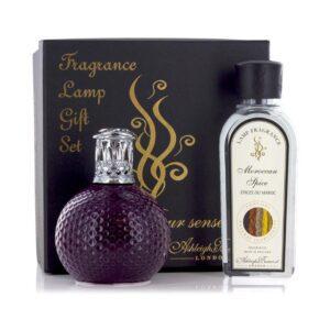 Fragrance Lamp - Premium Gift Set - Moroccan Spice Room Fragrance