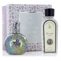 Fragrance Lamp - Premium Boxed Gift Set - Lavender Room Fragrance - Limited Edition
