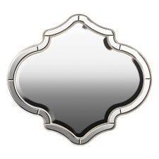Shaped Venetian Alhambra Mirror
