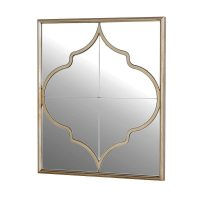 Small Venetian Alhambra Square Mirror