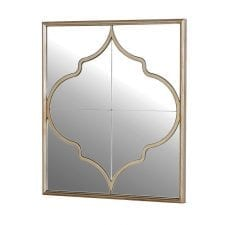 Small Venetian Alhambra Square Mirror