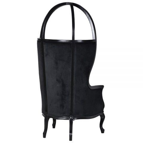 Moulin Noir Porter's Chair Black