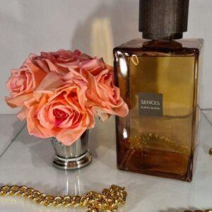 Ylang Ylang & Amber Reed Diffuser - Amber Glass Bottle - 2200ml
