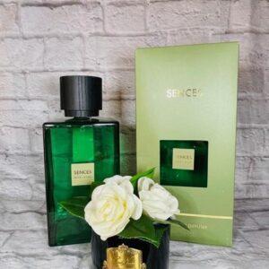 'Citrus Verbena' Large Reed Diffuser - Green Glass Bottle - 2200ml