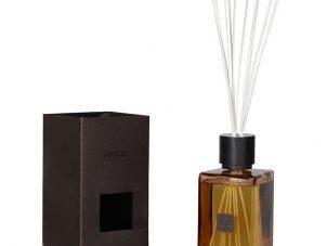 Ylang Ylang & Amber - Extra Large Amber Glass Reed Diffuser - 2200ml