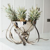 Large Octopus Stand & Bowl Wine Cooler - Culinary Concepts