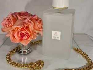 'Ylang Ylang' Reed Diffuser - Large Frosted Glass Bottle - 2200ml