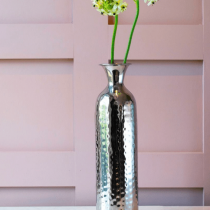https://womacksofbawtry.co.uk/shop/accessories-decorative/vase/small-hammered-silver-curved-vase-culinary-concepts/