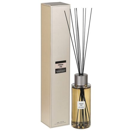 Fresh Fig - Extra Large Glass Bottle Reed Diffuser - 1200ml