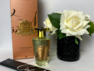 'The Orangery' Reed Diffuser - Cote Noire Room Fragrance -150ml