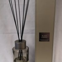 Black Forest - Extra Large Bottle Room Fragrance Reed Diffuser - 1200ml