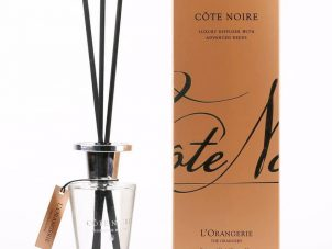 Cote Noire Glass Reed Diffuser - The Orangery - 150ml