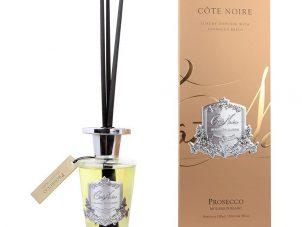 Reed Diffuser - Cote Noire Glass - Prosecco -150ml