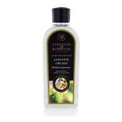 Japanese Orchid- Premium Lamp Fragrance Burning Oil - 500ml