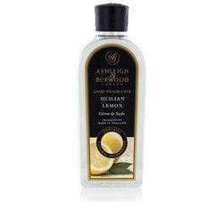 Sicilian Lemon - Premium Lamp Fragrance Burning Oil - 500ml