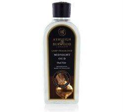 Midnight Oud - Premium Lamp Fragrance Burning Oil - 500ml