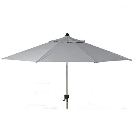 Garden Table Umbrella & Base - 2.7cm - Grey