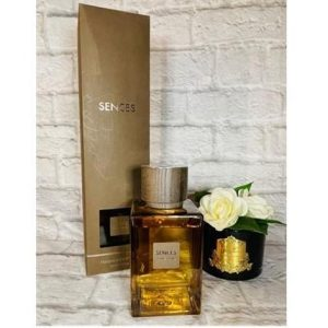 'Ylang Ylang' Scented Reed Diffuser - Amber Glass Bottle - 500ml