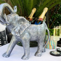 Wine Cooler - Standing Elephant Wine/Champagne Cooler - Culinary Concepts