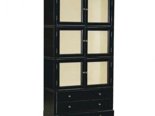 Bookcase - 6 Door 3 Drawer - Ascot Furniture Range