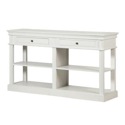Buffet Sideboard - 2 Drawers - Open Design Sideboard - Ascot Furniture Range