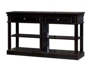 Buffet Sideboard - 2 Drawers - Open Design - Ascot Furniture Range