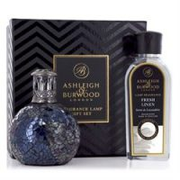 Fragrance Lamp - Premium Boxed Gift Set - Neptune - Fresh Linen Fragrance