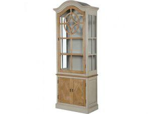Display Cabinet - Glass Fronted - 2 Door - Wiltshire Furniture Range