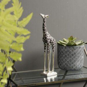 Giraffe Sculpture - Standing Giraffe - Head Looking Forward