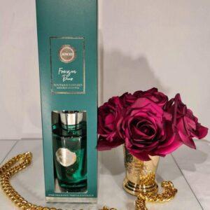 Frozen Pear Reed Diffuser - Shaped Glass Bottle - 300ml