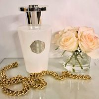 'Clear Air' Reed Diffuser - Shaped White Glass Bottle - 1000ml