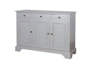Large Sideboard - 3 Door - 3 Drawer - Ascot Furniture Range
