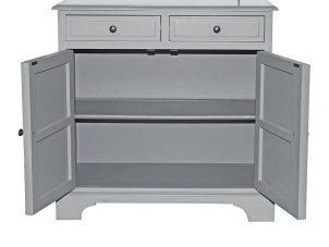 Small Sideboard - 2 Door - 2 Drawer - Ascot Furniture Range