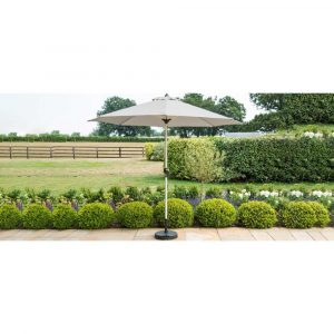 Garden Table Umbrella - 2.7cm - Grey