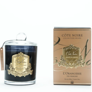 'The Orangery' Scented Candle - Cote Noire Design -100 Hours
